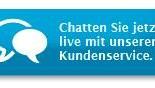 Live Chat für Hermes ProfiPaketService Interessenten