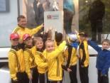 VfB Pausa bei der Hermes Fan Tour