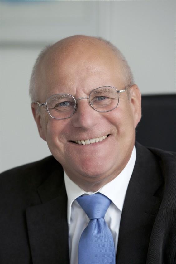 BIEK Präsident Gunnar Uldall