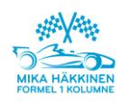 Mika Häkkinen zur Formel 1 Saison 2014 im Hermes Blog Logo klein