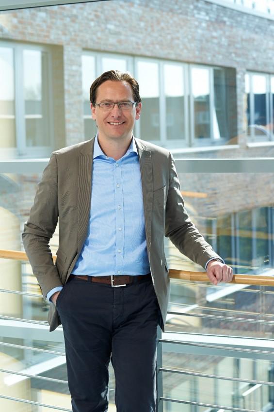 Sea & Air Geschäftsführer der HTL Stephan Schiller