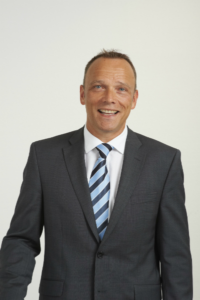 Senior Key Account Manager bei Hermes, Andreas Fiene