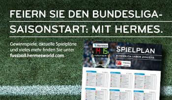 Bundesliga Saisonstart mit Hermes_Blog