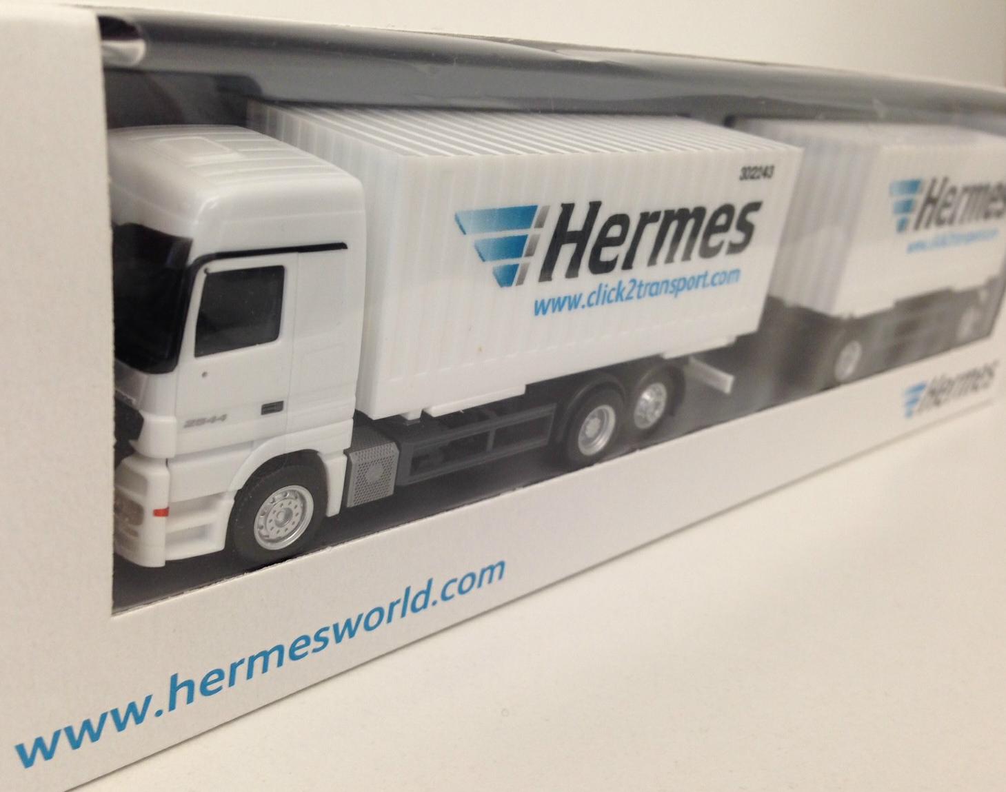 Briefe Verschicken Mit Hermes : Montagsverlosung im hermes gewinnen sie einen