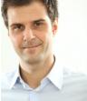 Hermes Mitarbeiter und Yogalehrer Tobias Lorenz
