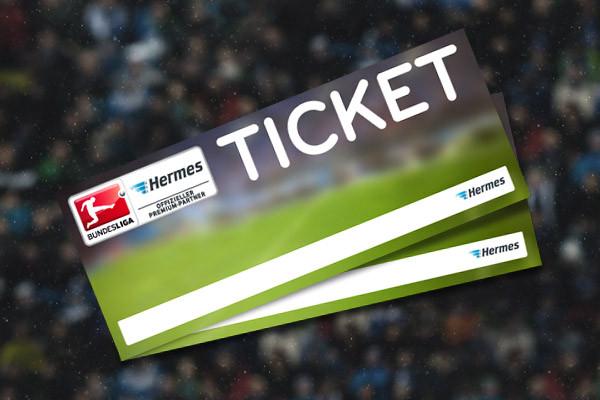 Montagsverlosung Im Hermes Blog Gewinnen Sie 2 X 2 Bundesliga Tickets