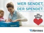 Hermes Aktion - Wer sendet der spendet