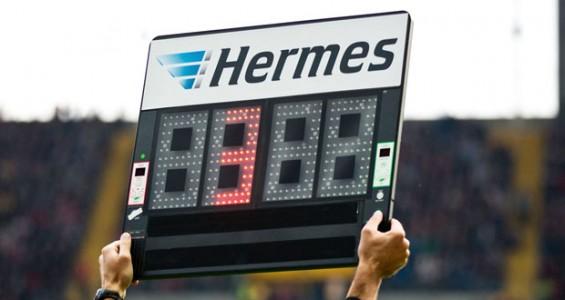 Hermes Bundesliga-Sponsoring