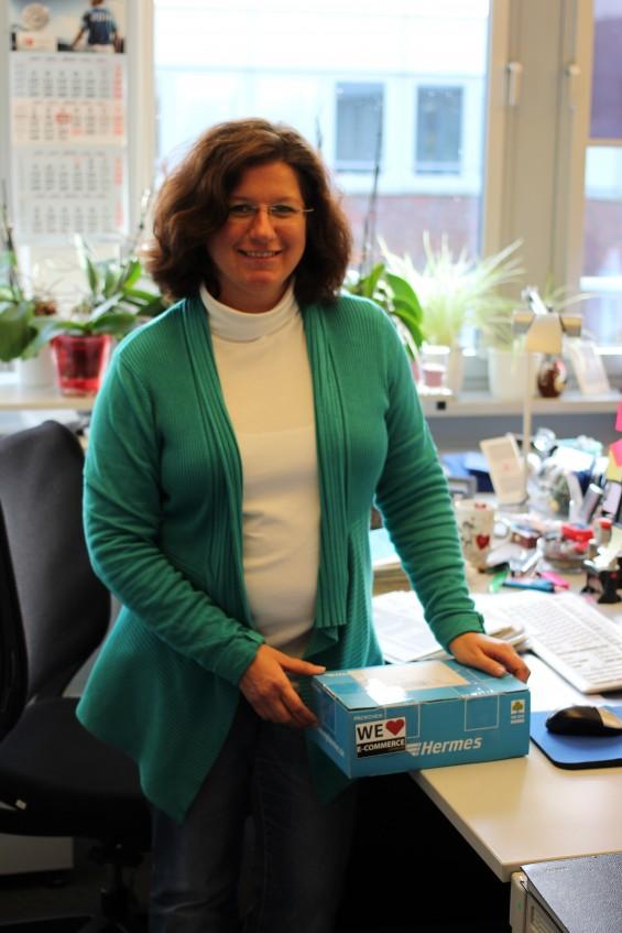 5 Fragen an Christiane Kerlen