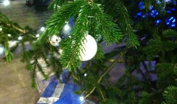 Hermes-zu-Weihnachten