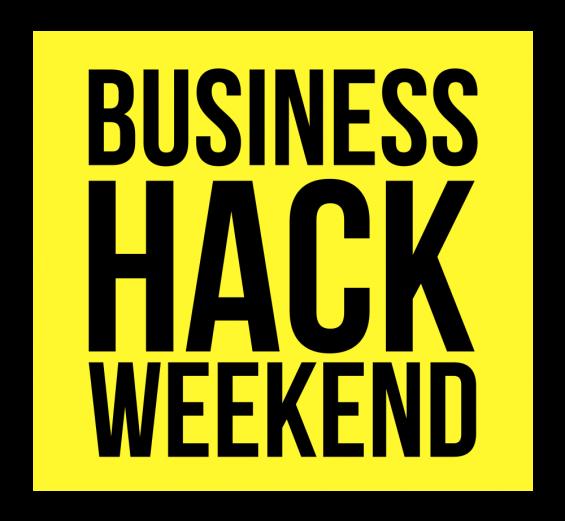 Business Hack Weekend Hamburg