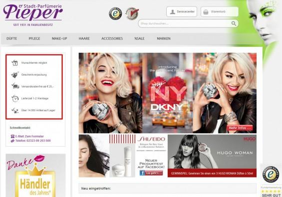 Parfümerie Pieper Blog