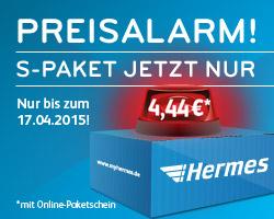 Hermes Preisalarm