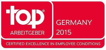 Hermes Top Arbeitgeber Deutschland 2015