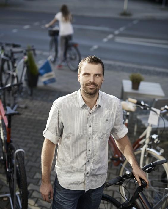 Hermes PaketShop Bachus Bike in Erfurt