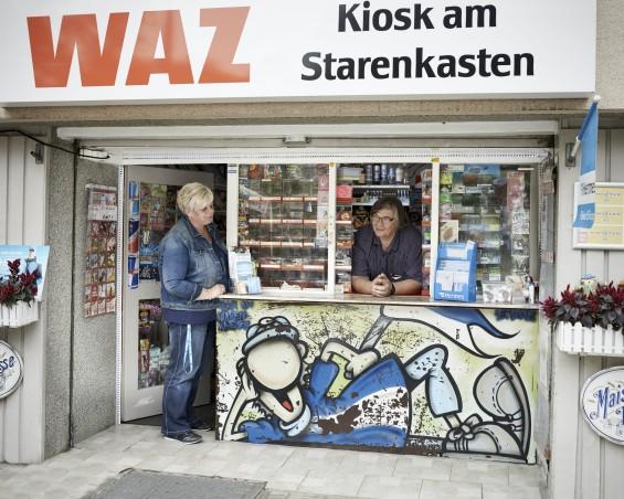 Hermes PaketShop Kiosk am Starenkasten Gelsenkirchen