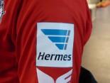 Hermes Spot Mobiler Paketschein