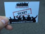 Ticket Hamburg singt