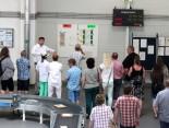Erläuterung der Prozesse am HUB Friedewald