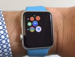 Apple Watch mit Hermes App