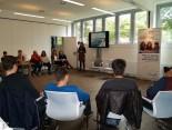 """Workshop zum Thema """"Zielfindung: Berufsausbildung oder Studium"""""""