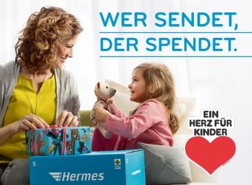 Ein Herz für Kinder Spendenaktion