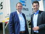 Hermes Einrichtungs Service kooperiert mit Gebrüder Weiss