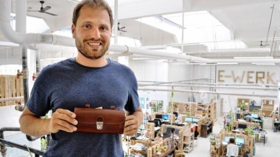 Christian Pietsch von Gusti Leder
