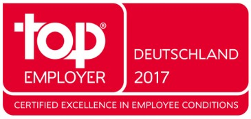 Hermes Top Arbeitgeber 2017