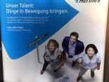 Hermes auf Karrieremessen
