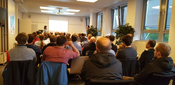 Java User Group_Treffen bei Hermes 3